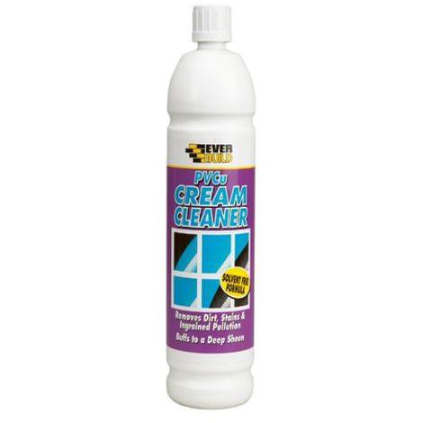 Everbuild PVCU Cream Cleaner 1 Litre