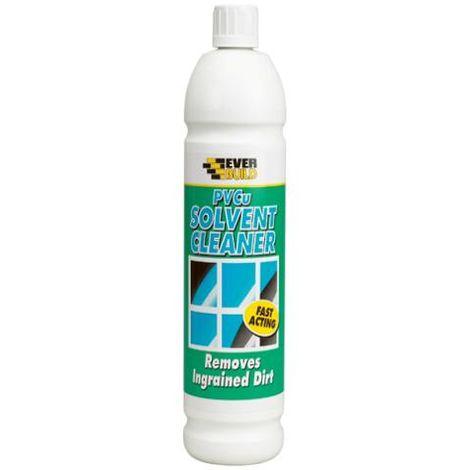 Everbuild PVCU Solvent Cleaner 1 Litre