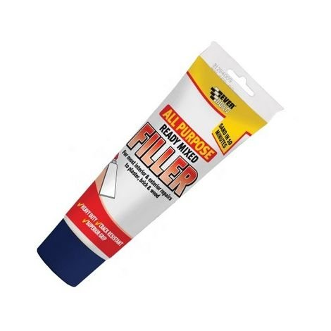 Everbuild READYINST All Purpose Filler Easi Squeeze White 330GM