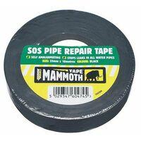 Everbuild Sos Pipe Repair Tape Self Amalgamating 25mm x 10m