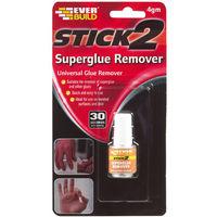 Everbuild Stick 2 Superglue Remover 4g