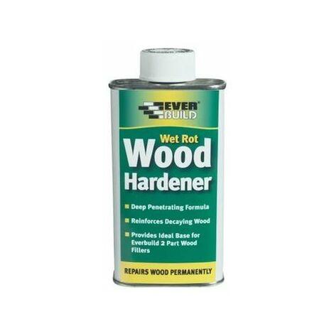 Everbuild Wet Rot Wood Hardener 250ml