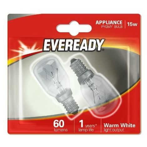 Eveready Pygmy 25W SES Clear Pack 10