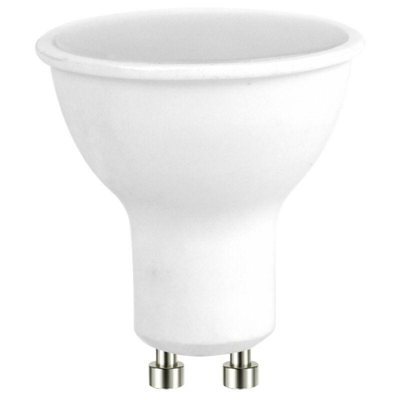 Image of Energy Efficient A++ 5W GU10 LED Spotlight Light Bulb - Cool White - Eveready