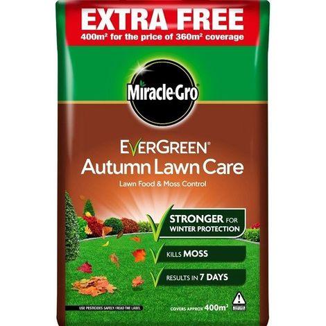 Evergreen Autumn Lawn Food Lawn Care 360m