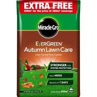 Evergreen Autumn Lawn Food Lawn Care 360m