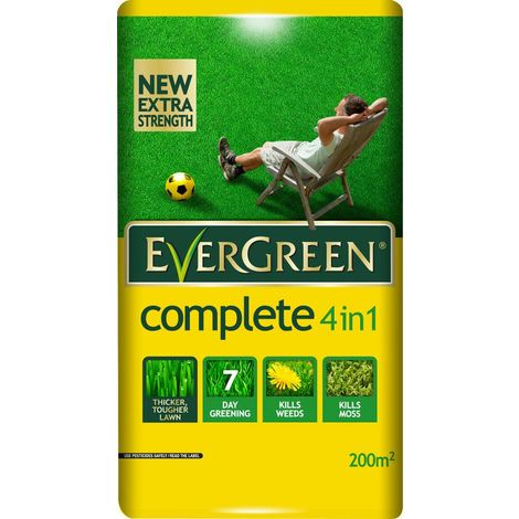 Evergreen Complete Bag 200m