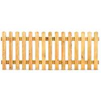 Evergreen staccionata in legno 180xh80cm EG52950