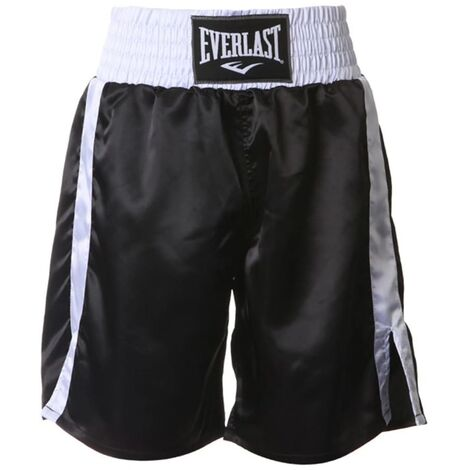 EVERLAST Boxing Trunks Pro Black S