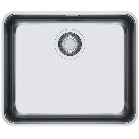Franke Aton ANX 110-48, sous-plan 510 x 430, inox