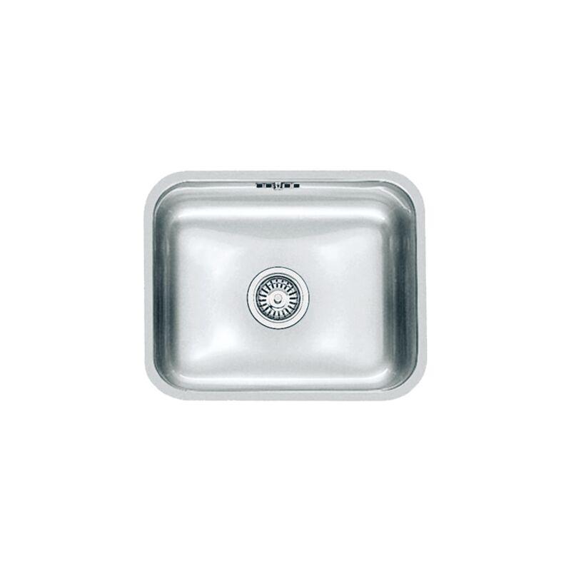 Evier Franke BEX110-50 - Inox Lisse - Vidage : Automatique