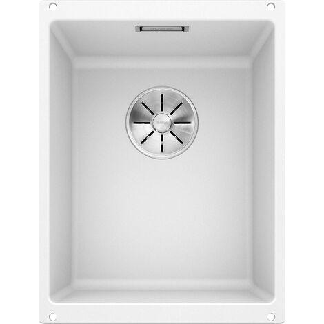 Evier Blanco Subline 320-U Silgranit - Gris Rocher