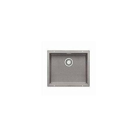 Evier Blanco Subline 500-U Silgranit - Gris Rocher