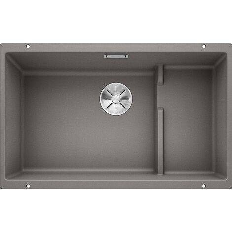 Evier Blanco Subline 700-U Level Silgranit - Anthracite - Accessoire : Sans