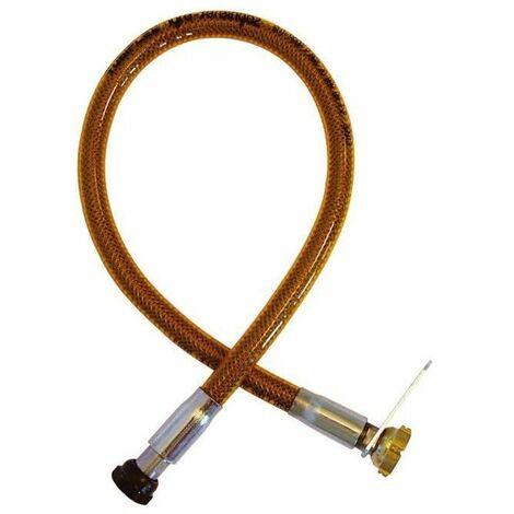 Evier DIPRA Lyre inox haute pression NF 70cm - Ecrou bouteille/écrou 20/150