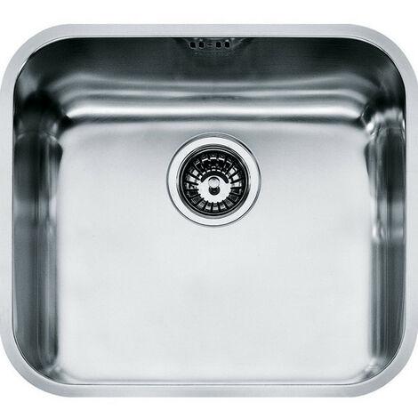 Evier Franke Galassia GAT110-45 - Inox Microdekor® - Vidage : Automatique