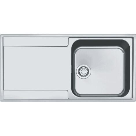 évier Maris 1000 x 510 mm MRX211 - (Inox Lisse) OU Inox Microdekor®