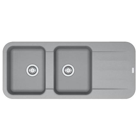 Evier PEBEL FRAGANIT PEG621 Stone (sous meuble 80mm) 1160x500x200mm