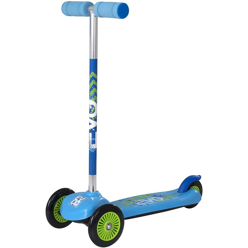 Image of Blue Move & Groove Scooter - EVO