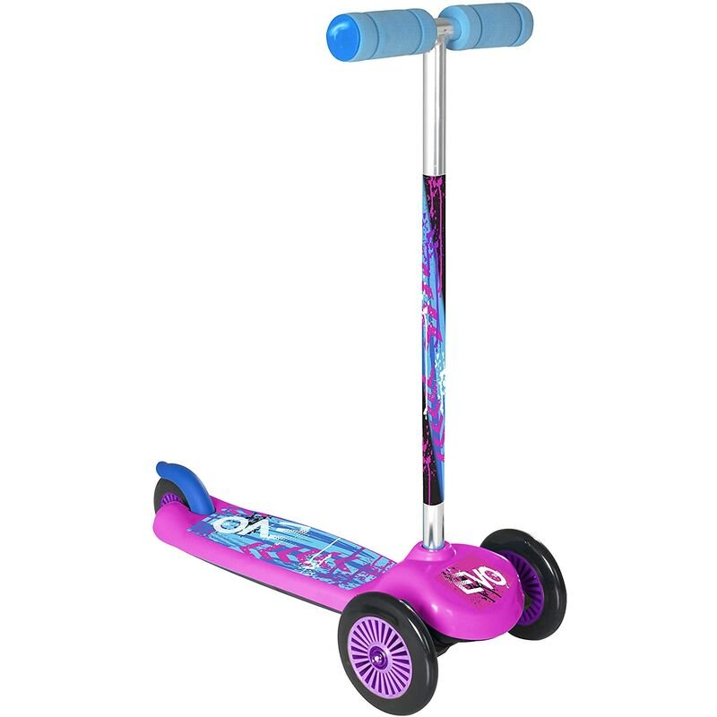Image of Pink Move & Groove Scooter - EVO