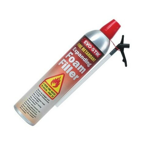 Evo-Stik 30811859 Fire Retardant Foam Filler 700ml