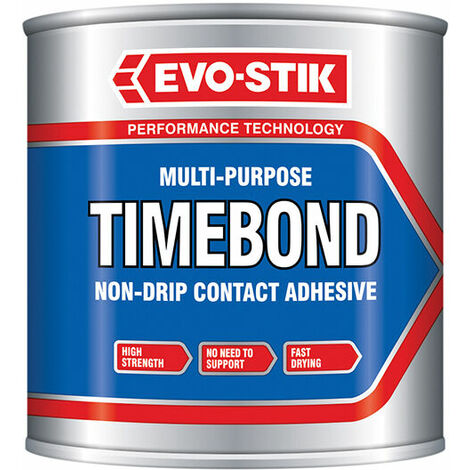 Evo-Stik 30812935 Timebond Contact Adhesive 500ml