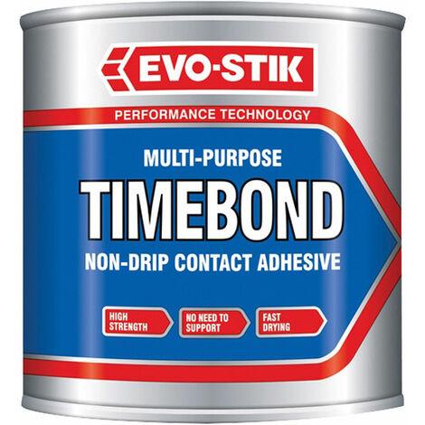 "main image of ""Evo-Stik 627901 Time Bond Contact Adhesive - 250ml"""