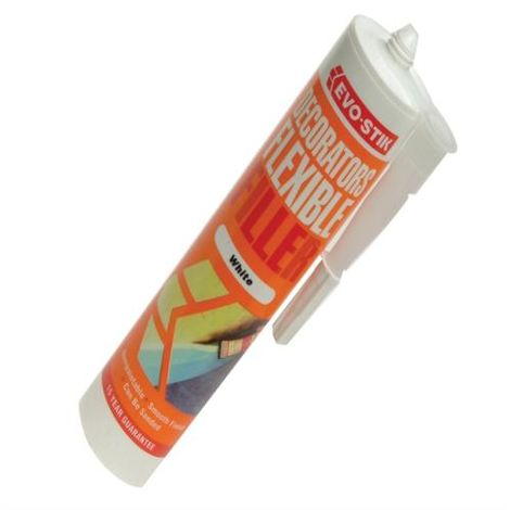 Evo-Stik Decorators Flexible Acrylic Filler -
