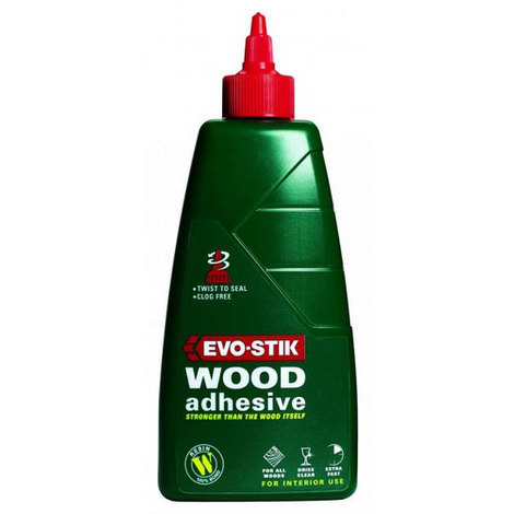 Evo-Stik RW5 Resin W Extra Fast Interior Wood Adhesive 5 Litre