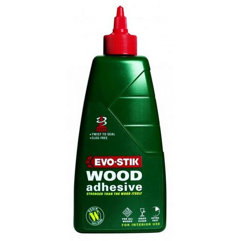 Evo-Stik RWM Resin W Extra Fast Interior Wood Adhesive Mini
