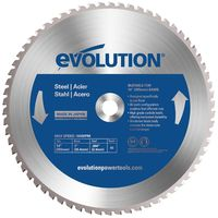 Evolution 14BLADESSN TCT Saw Blade for Stainless Steel 355mm - 90 Teeth (90TBLADE)