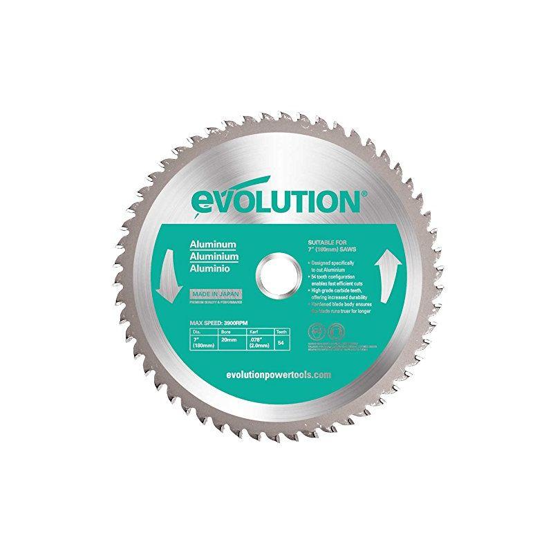 Image of Htc Evolution - Evolution Aluminium Carbide-tipped Blade, 180 Mm