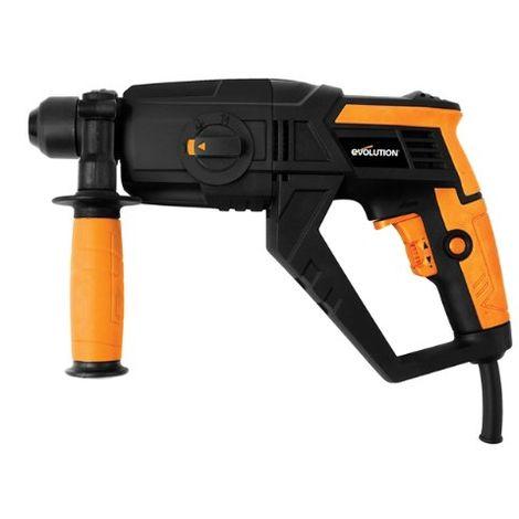 Evolution Evosds48002/2 2 Kg 240 V Sds4 Four Function Sds Drill - Orange