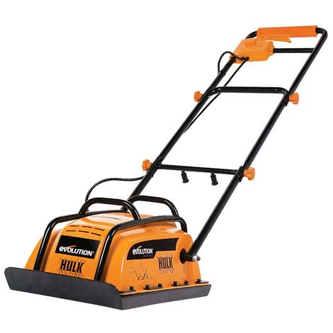 Evolution Hulk Electro Compaction Plate 240v