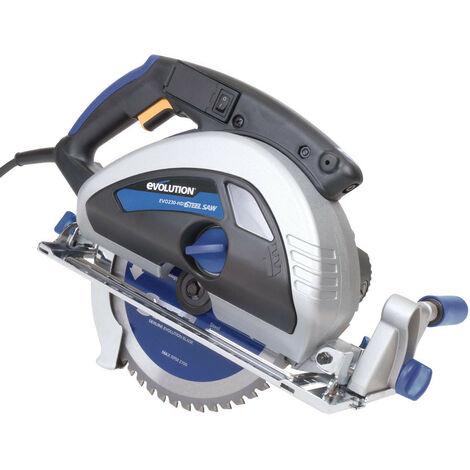 Evolution - Scie circulaire multifonction 230 x 25,4 mm 1750 W - EV31230HDX
