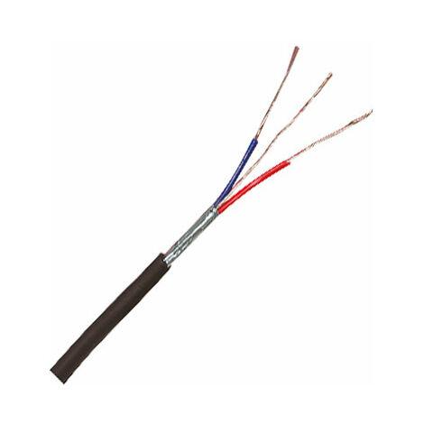 Evolution XPC 301-031 100M XPC Professional 1-pair Black 100m