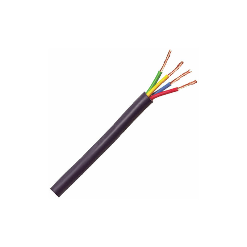 Image of Prof 425 Speaker Cable Black 20m - Evolution Xpc