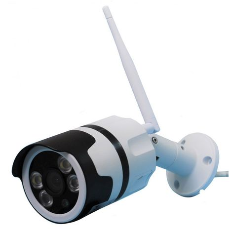 EW11 External Wi-Fi (IP) CCTV Camera with 2-way Audio, Recording & 20 metre Night Vision