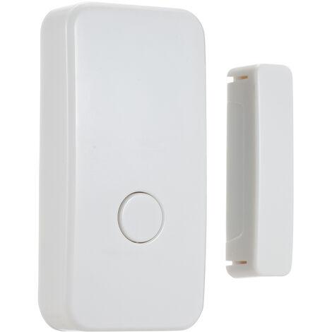 Ewelink 433Mhz Maison Avec Des Fenetres Et Des Portes Pour Un Detecteur D'Alarme Ou Une Passerelle Sans Fil D'Alarme Antivol Utilise Sonoff Modele: Wl-19Bw (Sans Batterie)