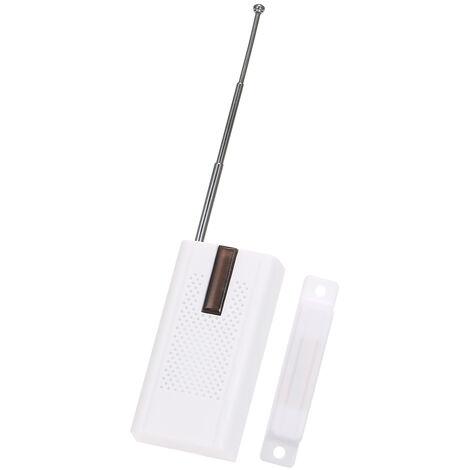 Ewelink Detecteur De Porte-Fenetre Dw02 433Mhz Alarme De Capteurs Sans Fil Automatisation Alarme Antivol Rf Compatible Avec Le Pont Pour Smart Home Securite Systeme D'Alarme