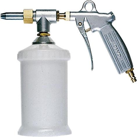 EWO Sandstrahlpistole mit Becher und Stecker