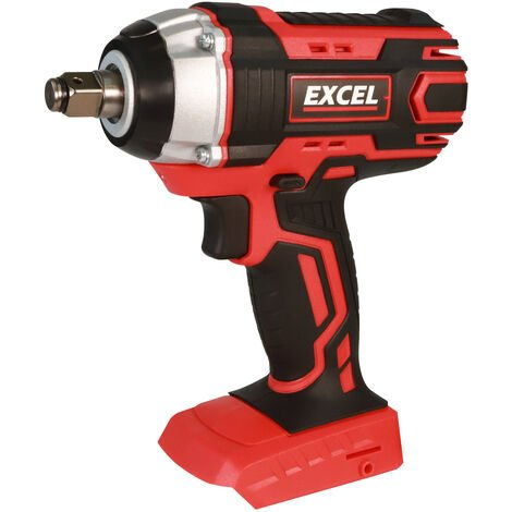 """main image of """"Excel 18V Cordless Impact Wrench 1/2"""" Body Only EXL552B:18V"""""""