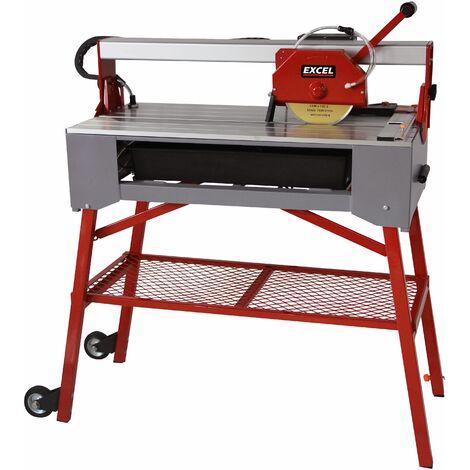 """main image of """"Excel 820mm Wet Tile Cutter Bridge Saw Power Pro 900W/230V:240V"""""""