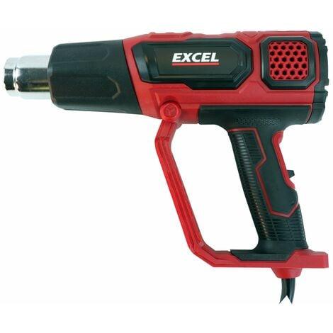 Excel Electric Hot Air Heat Gun 2000W HG240N:240V