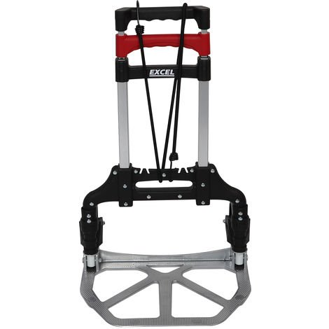 Excel Folding Hand Sack Trolley Heavy Duty 60KG
