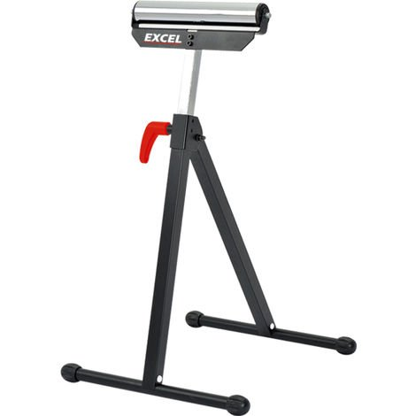 Excel Roller Stand Heavy-duty with Adjustable Height Support