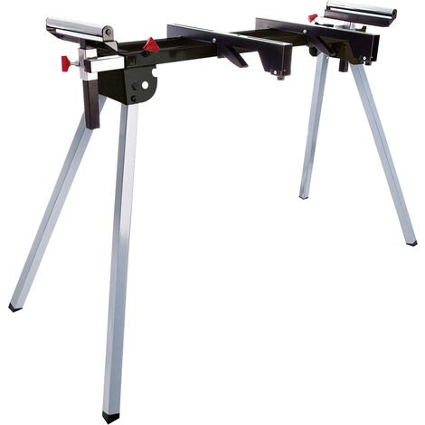 """main image of """"Excel Universal Mitre Saw Leg Stand with Extendable Roller"""""""