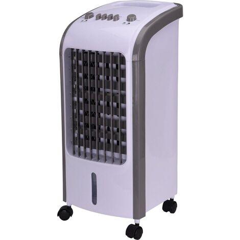 "main image of ""Excellent electrics Climatiseur mobile 3500ML - 80 Watt - silencieux - 3 positions - blanc"""