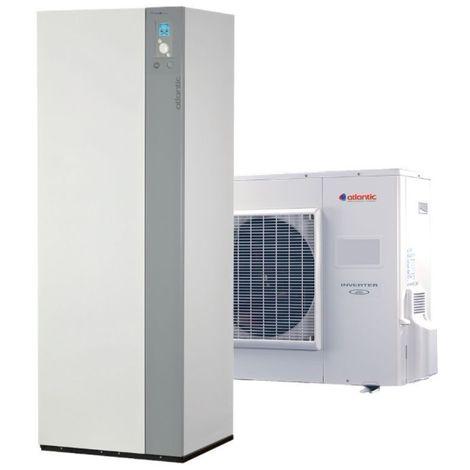 Excellia duo 16 TRI 400V Atlantic 16 Kw pompe a chaleur air/eau A++