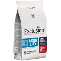 Exclusion Diet Mobility per Cane Medium/Large Breed con Maiale e Riso da 12,5 kg